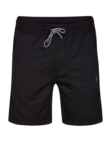 Hurley Drifit Solar Sweatshort-BLACK-Medium