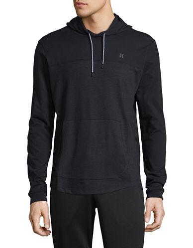 Hurley Drifit Lagos Long Sleeve T-shirt-BLACK-Large 89467600_BLACK_Large