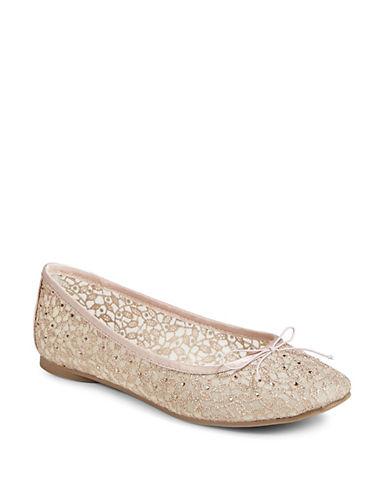 Adrianna Papell Shirley Ballet Flats-PINK-6.5 89921779_PINK_6.5