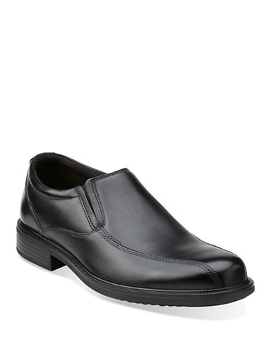 Bostonian Bardwell Step Shoes-BLACK-11