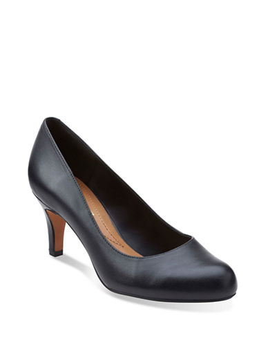 Clarks Arista Abe Pump-BLACK-7.5