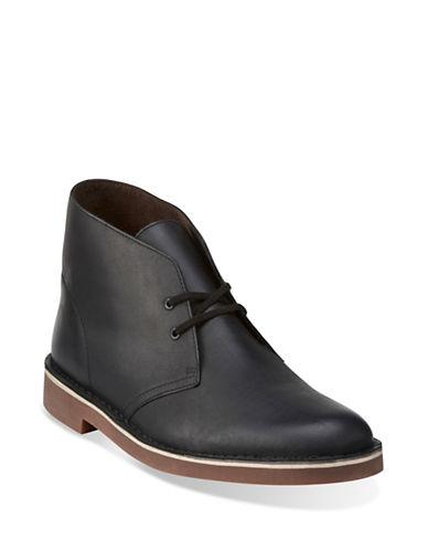 Clarks Bushacre 2 Boots-BLACK-9