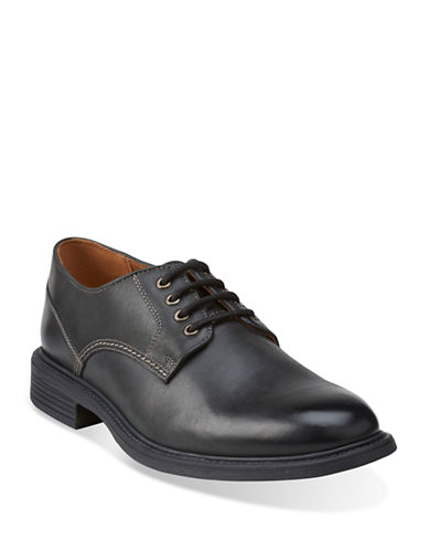 Bostonian Wakeman Walk Lace-up Shoes-BLACK-8.5