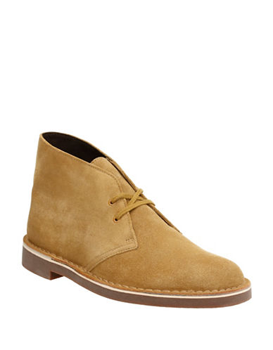 Clarks Bushacre 2 Boots-WHEAT-9 88911668_WHEAT_9