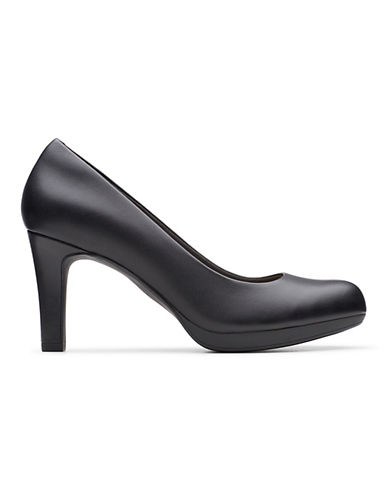 Clarks Adriel Pumps-BLACK-7W