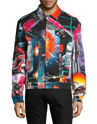 Moschino Explosive Bomber Jacket-MULTI-COLOURED-EU 48/Medium 89300499_MULTI-COLOURED_EU 48/Medium
