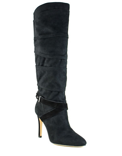 Guess Daris 2 Tall Boots-BLACK-8