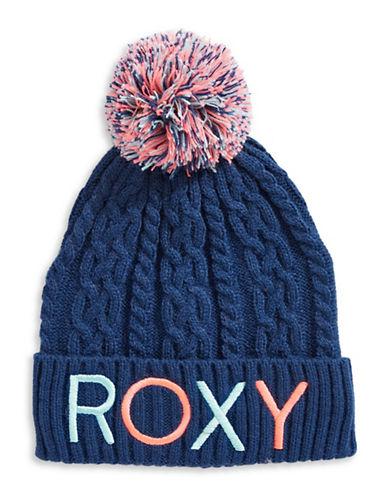 Roxy Baylee Beanie-BLUE-One Size
