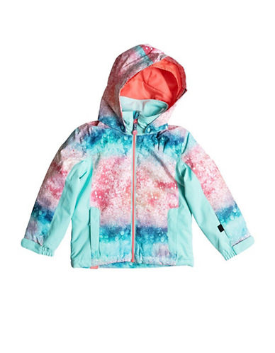 Roxy Mini Jetty Snow Jacket-BLUE-6-7
