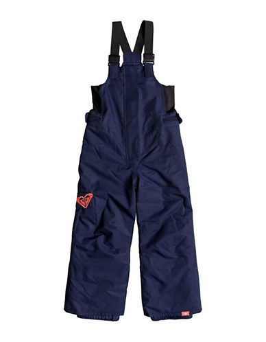 Roxy Lola Snow Pants-BLUE-3
