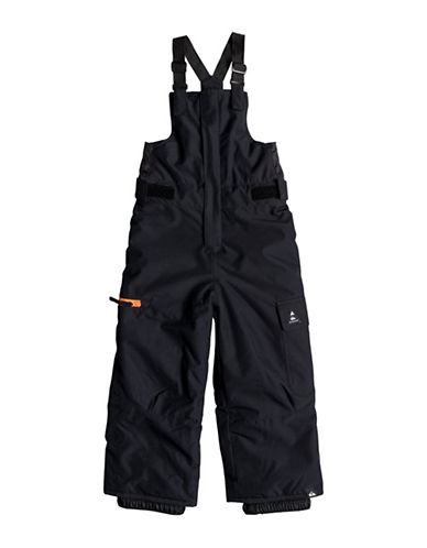 Quiksilver Boogie Waterproof Snow Pants-BLACK-4-5