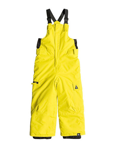 Quiksilver Boogie Waterproof Snow Pants-GREEN-6-7