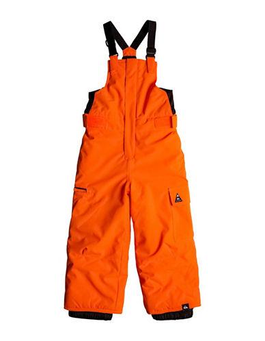 Quiksilver Boogie Waterproof Snow Pants-ORANGE-3