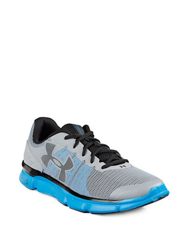 Under Armour Micro G Speed Swift Sneakers-STEEL-12 88153500_STEEL_12