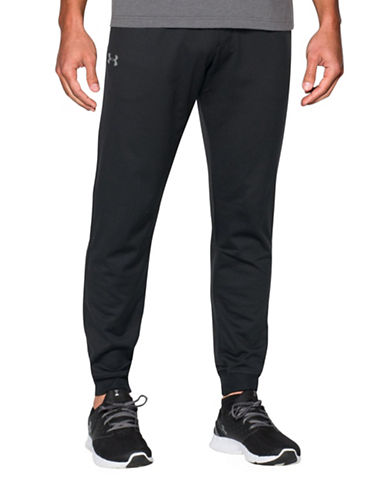 Under Armour Sportstyle Joggers-BLACK-X-Large