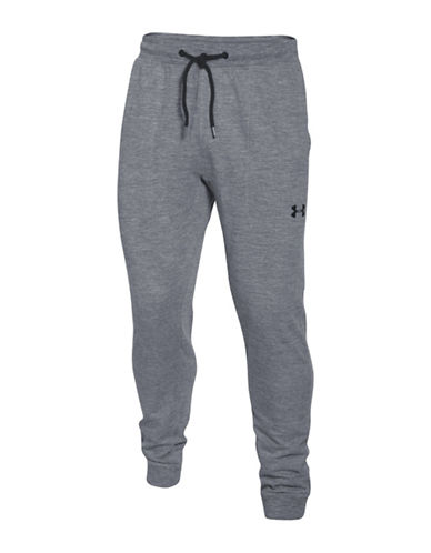 Under Armour Baseline Fleece Jogger Pants-TRUE GREY-Large 88641855_TRUE GREY_Large
