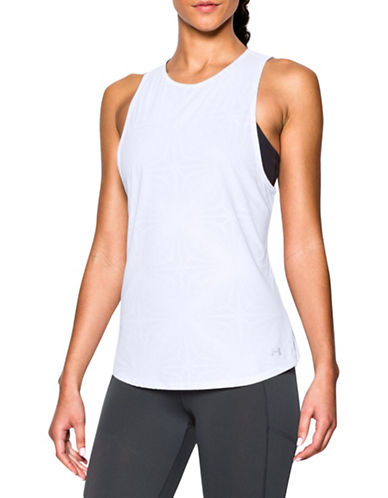 Under Armour CoolSwitch Muscle Tank-WHITE-X-Small 88485470_WHITE_X-Small