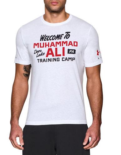 Under Armour UA x Muhammad Ali Graphic T-Shirt-WHITE-X-Large 88363063_WHITE_X-Large