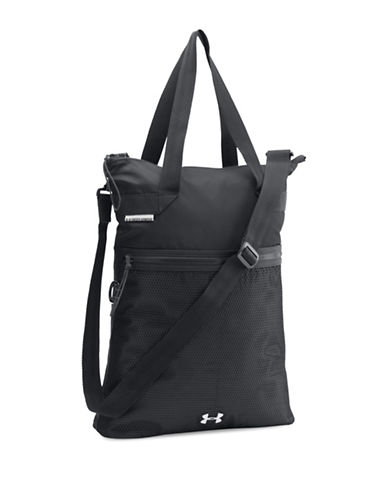 Under Armour Multi-Tasker Tote Bag-BLACK-One Size 88776840_BLACK_One Size