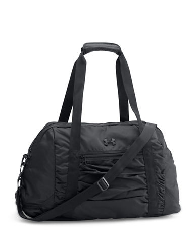 Under Armour The Works Gym Bag-BLACK-One Size