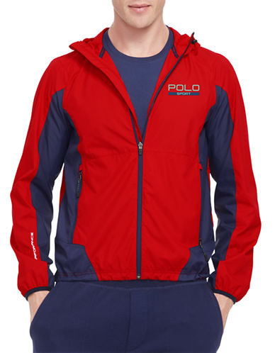Polo Sport Water-Resistant Windbreaker-REGATTA RED-Medium 87734549_REGATTA RED_Medium