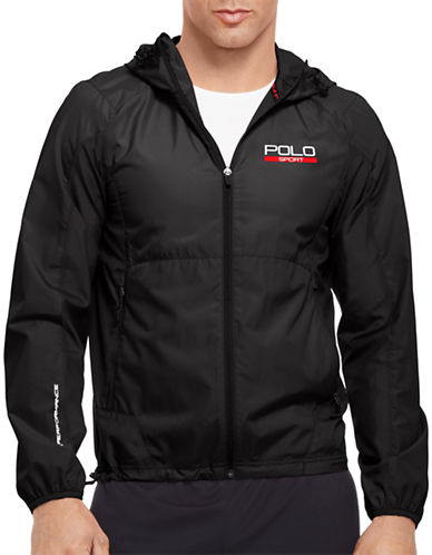 Polo Sport Water-Resistant Windbreaker-POLO BLACK-X-Large 87734571_POLO BLACK_X-Large