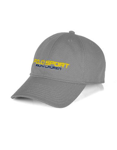 Polo Sport Stretch-Fit Performance Cap-GREY-Small/Medium 87732950_GREY_Small/Medium