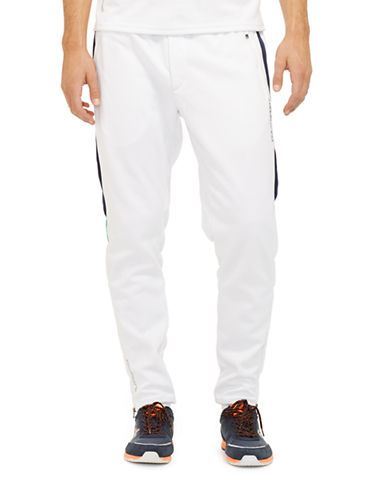 Polo Sport Tech Fleece Track Pants-PURE WHITE-Large 87733164_PURE WHITE_Large