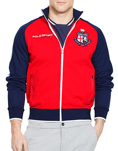 Polo Sport England Full-Zip Track Jacket-FRENCH NAVY-Large 87733184_FRENCH NAVY_Large