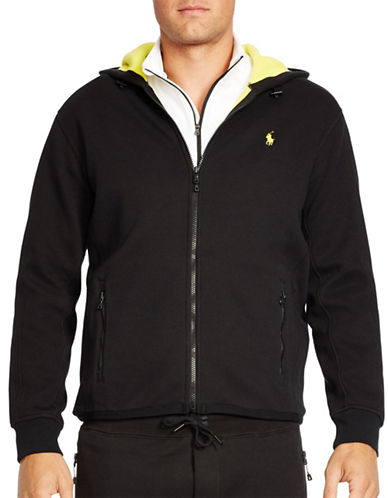Polo Ralph Lauren Full-Zip Fleece Hoodie-POLO BLACK-1X Tall 87918423_POLO BLACK_1X Tall