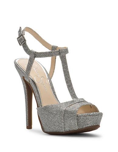 Jessica Simpson Barretta Platform Sandals-SILVER-7