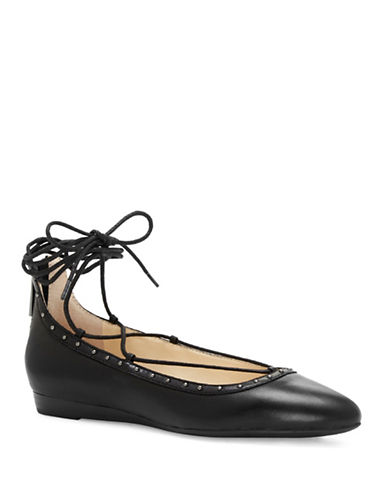 Jessica Simpson Libra Ballet Flats-BLACK-5.5