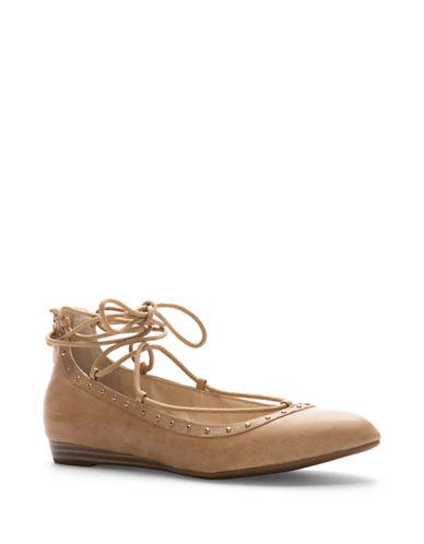 Jessica Simpson Libra Ballet Flats-BEIGE-8.5
