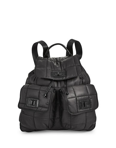 Steve Madden Wilma Backpack-BLACK-One Size