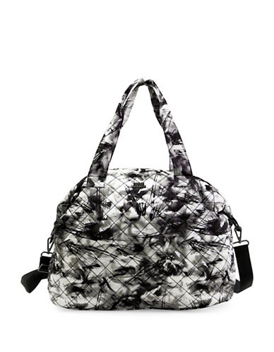 Steve Madden Quiltstitched Tote-BLACK-One Size 88714161_BLACK_One Size