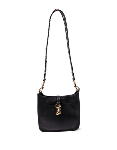 Steve Madden Bdanya Messenger Bag-BLACK-One Size