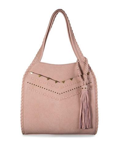 Steve Madden Jjonah Hobo Bag-PINK-One Size