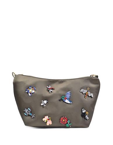 Steve Madden Star Shoulder Bag-GREEN-One Size