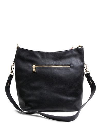 Steve Madden Fran Hobo Bag-BLACK-One Size