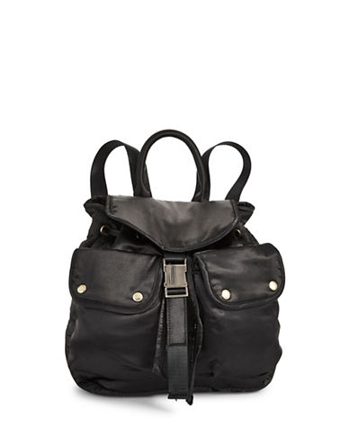 Steve Madden Jax Small Backpack-BLACK-One Size