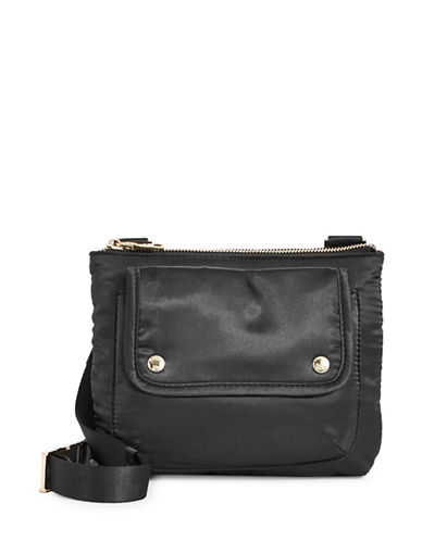 Steve Madden Viola Crossbody Bag-BLACK-One Size