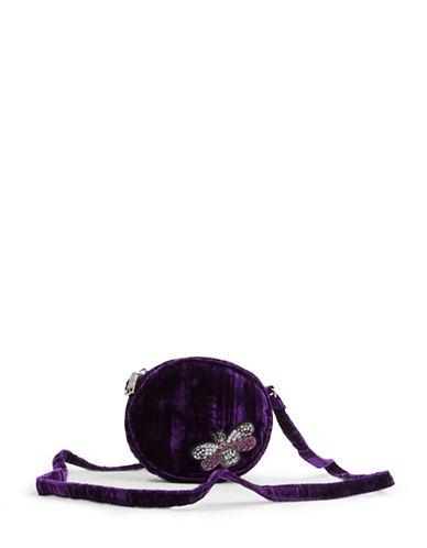 Steve Madden Lotus Mini Bag-PURPLE-One Size