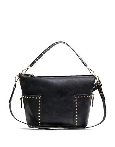 Steve Madden Monica Shoulder Bag-BLACK-One Size