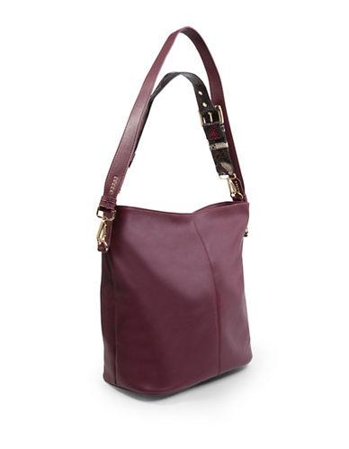 Steve Madden Monica Shoulder Bag-RED-One Size