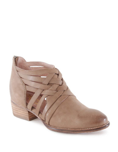 Seychelles So Blue Booties-TAUPE-8.5