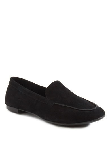 Seychelles Exploring Leather Loafers-BLACK-8.5