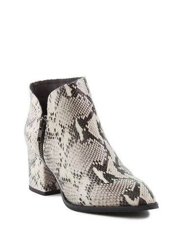 Seychelles Chaparral Block Heel Leather Booties-PRINT-9