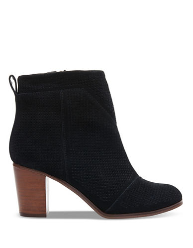 Toms Lunata Perforated Booties-BLACK-10