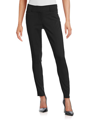 Ivanka Trump Compression Pants-BLACK-10