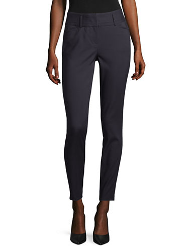 Ivanka Trump Compression Pants-BLUE-8